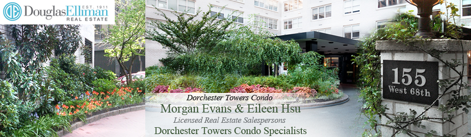 Dorchester Towers Condo 155 West 68th Street NYC