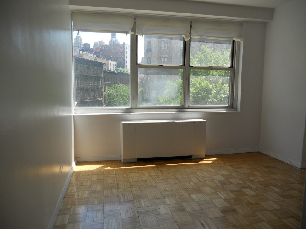 155 West 68th Street #524 Living room window