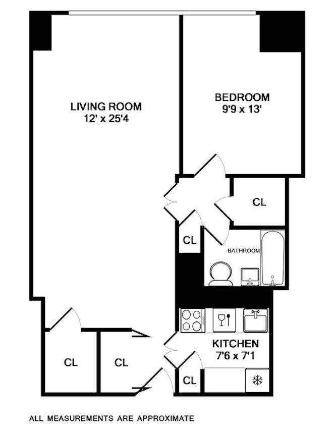Dorchester 906 FLOOR PLAN