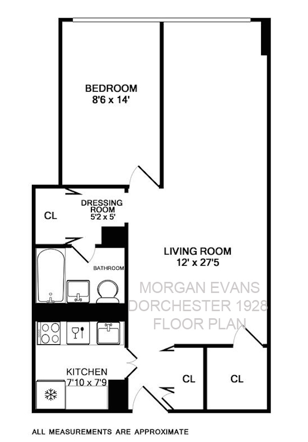 Dorchester_1928 Floorplan